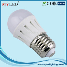 2015 top selling products in Alilbaba 3w smd e27 led bulbs