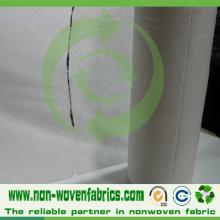 Tissu non-tissé perforé de Spunbond de pp pour le tissu
