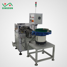 Automatic Lead Cutting And Bending Triode Forming Machine
