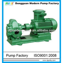 KCB series gear oil pump with safety valve
