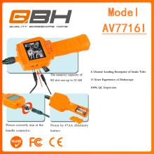 Waterproof wireless borescope pipe inspection camera