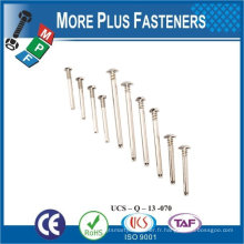 Fabriqué en Taiwan Pin Head Drive Rivet Suspension Screw Pin