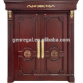 Luxury villas entrance main Painting wooden door
