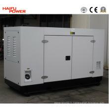 Ensemble électrogène diesel 20 KVA Lovol Silent (HF16L2)