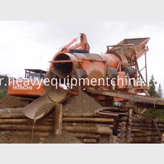 Sand Sieving Machine