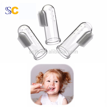 Baby Finger Toothbrush And Adult Finger Toothbrush