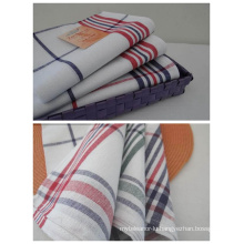 (BC-KT1015) High Quality Durable 100% Cotton Kitchen Towel