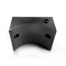 CNC Machined Steel Customized Valve Block for Cylinder