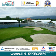 High Quality Solid ABS Wall Arch VIP Lounge Event Tent for 2016 PGA Events