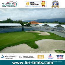 Barraca contínua de alta qualidade do evento da sala de estar do arco da parede do ABS para eventos 2016 de PGA