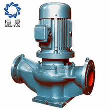centrifugal pump impeller size