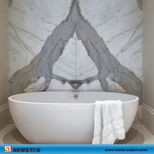 Beautiful Statuary White Marble Tile