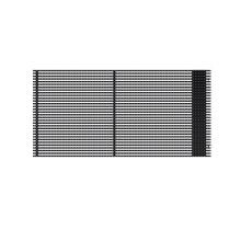 Wasserdichter LED-Bildschirm mit hoher Helligkeit