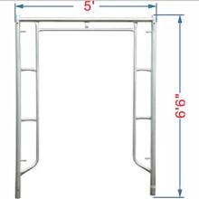 Hot sale Flip Lock Frame Walk-thru frame ladder arch frames scaffolding