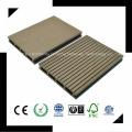 Hecho en China Venta directa de la fábrica impermeable que recicla el plástico compuesto de madera WPC El suelo al aire libre 125 * 23
