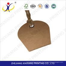 Heißer Verkauf gute Qualität Druck Hängeetikett