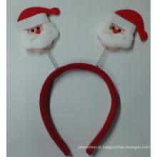 Presente da promoção para Natal cabeça Hoop, cesta de Natal (PF03001)