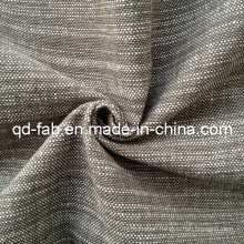 100%Cotton Yarn Dyed Shirting Fabric (QF13-0767)