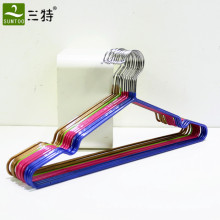 metal wire laundry hanger for wet clothes