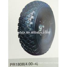 pneumatic wheels 4.00-4
