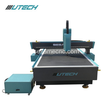 cnc router machine aluminum brass cutting