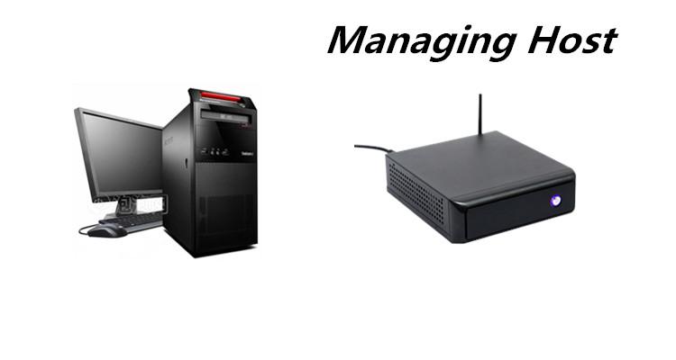 Managing Host