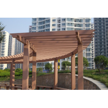 2014 Hot Sale Eco-Friendly WPC Pavilion