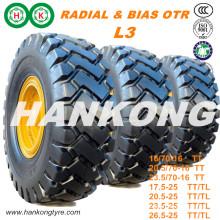 23.5r25, 20.5 / 70-16 Off Road Reifen Radial Reifen Bergbau Reifen OTR Reifen