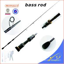 BAR004 1 pc pêche matériel en fibre de carbone canne à pêche basse tige canne à pêche