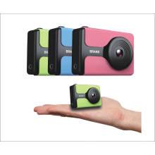 Diseño colorido de la mini cámara colorida de la moda