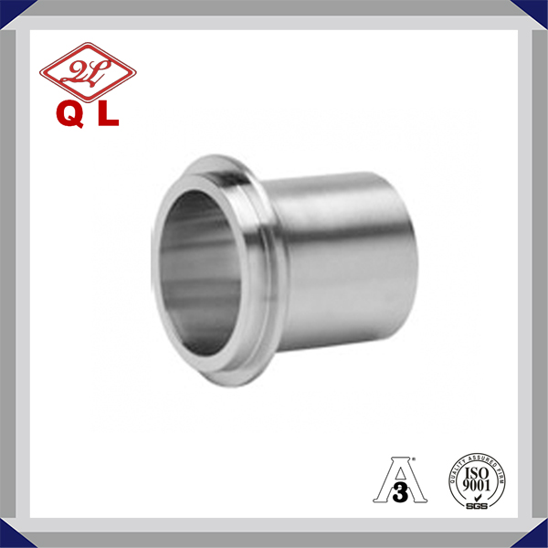 Acero Inoxidable 3A Clamp Ferrule Sanitary Fitting