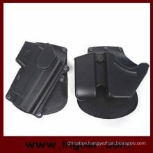 P226 Tactical Quick Release Gun Holster Magazine Pouch Pistol Holster