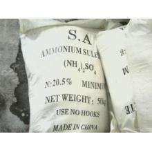 Sulfato de amonio (grado de fertilizante), fertilizante de nitrógeno