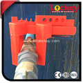 Adjustable Safety Ball Valve Handle Lockouts