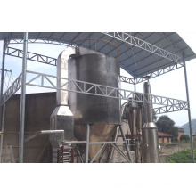 Peanut protein peptide spray dryer