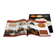 Custom Cheap Catalogue Brochure Booklet Printing Service