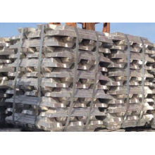 Aluminum Ingot with 99.7% Purity Factory Supply