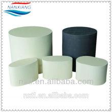 honeycomb ceramic monolith catalytic converter