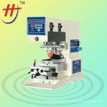 HP-125 Serie Präzision Pneumatische Desktop einzigen Farbe billig Pad Drucker