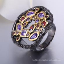 Price black zirconium ring black tungsten ring