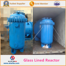 Vertical Type Corrosion Resistance Glass Lined Reactor Vessel