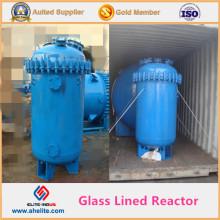 Type vertical Résistance à la corrosion Réservoir revêtu de verre