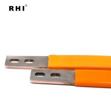 Laminado cobre flexible conector cobre laminado flexible aislado barra de distribución