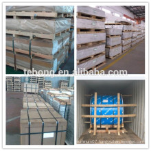 1.5mm 2.5mm aluminum trailer flooring sheet 3000 series