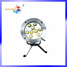 IP68 9W LED Underwater Swimming Pool Light, Spot Light