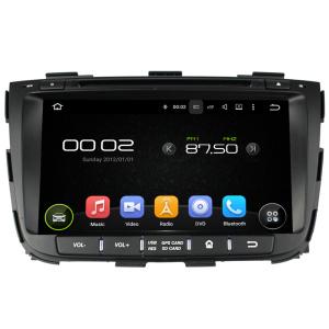 Car audio player for KIA Sorento 2013