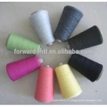Fil teinté par anneau filé pour des chaussettes de tricot