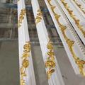 PU decorative ornament panel molding