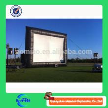 Écran de cinéma gonflable extérieur, exporté vers de nombreux pays