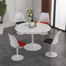 Uptop Fashion White Metal Leg Tulip Table Chair (SP-CT662)